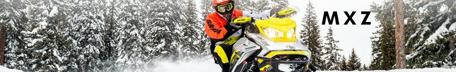 Ski-Doo MXZ parts for sale